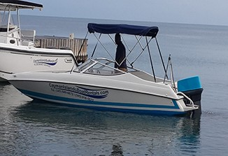 18' Sea Ray Bow Rider